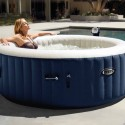 Intex Pure Spa Navy PLUS+, 4pers jacuzzi Ø 196 cm
